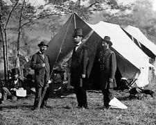 PRESIDENT ABRAHAM LINCOLN CIVIL WAR 1862 8x10 SILVER HALIDE PHOTO PRINT