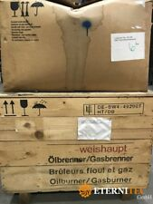 Weishaupt WM-G10/3-A monnarch 1000KW Gasbrenner