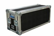 """Ata Live In Style Case for Fender Dual Showman """"Red Knob"""" Amp Head 1/4"""" ply"""