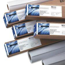 HP Universale A1 Getto inchiostro Aderenza Carta Opaca su rotolo 80gsm Bianco