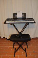 CASIO CTK-7200 Keyboard Set inkl. Ständer Hocker Notenständer neuwertig