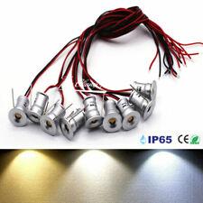 Trasformatore ip44 3x LED PUNTO LUCE circa /& RETTANGOLARE QUADRATO 1w = 10w Bianco Caldo incl