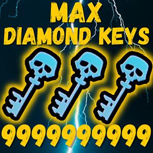 (PC XBOX ONLY) - MAX DIAMOND KEYS - BILLIONS OF DIAMOND KEYS! 999999999!