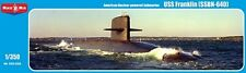 USS BENJAMIN FRANKLIN SSBN-640 - U.S. NAVY NUCLEAR SUBMARINE#28 1/350 MIKROMIR