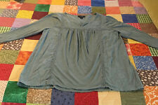 Womens Knit Lucky Brand 3/4 Sleeve Top Size XL