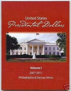 États-unis Présidentiel Dollars Volume #1 Blanc Maison