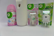 Air wick freshmatic Plus Plug in **Seasonal  Flower  Collection Bargain Pack **