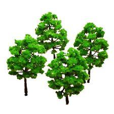 Model Tree Train Set Plastic Trunks Scenery Landscape HO N - 10pcs