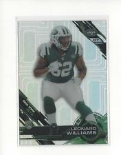 2015 Topps High Tek Pipes #107 Leonard Williams Rookie Jets