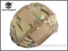 EMERSON EM8825 Tactical FAST Helmet COVER Combat Gear Airsoft Multicam Camo MC