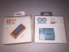 *NEW Tinkerkit T110061 LCD Module & Arduino Shield Model Proto
