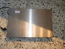 Scholl Wärmeplatte Warmhalteplatte aus Edelstahl BxTxH = 60x40x5,5cm, 230V 0,6kW