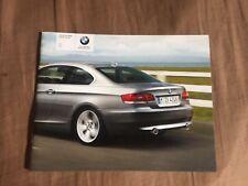 2006 BMW 325i 330i 32-page Original Car Dealer Sales Brochure Catalog