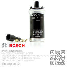 BOSCH 12V IGNITION COIL 6 CYL 149-161-179-186 RED MOTOR [HOLDEN EH-HD-HR SERIES]