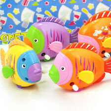 Cute Chain On The Discus Fish Tail Moving ChildrenTake A bath Toy Toys