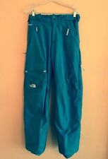 EUC THE NORTH FACE 100% nylon Gray Hyvent Pants SZ S/P