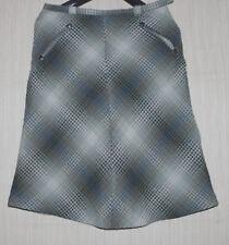 Paul & Joe Green Multi Color A-line Knee-length Skirt Size: 42