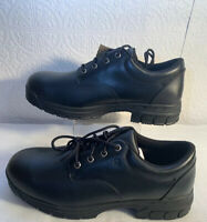 Shoes For Crews Mens Sz 16W Cade 67718 Work Soft Toe EH Rated Oil Slip Resistant