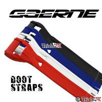 Genuine Gaerne Single Boot Straps in 4 Colours and 2 Lengths-Trials/MX