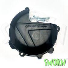 Polisport Cubierta De Embrague Encaja KTM SX 250 300 EXC XC 17-19 Carcasa Protector 2T negro
