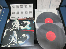 Miles Davis Circle in The Round Japan Original Double Vinyl LP w Cap Style OBI