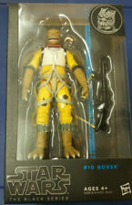 Bossk #10 MISB STAR WARS The Black Series Blue Line  *NEW*