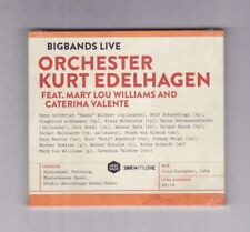 (CD) Big Bands Live: Orchester Kurt Edelhagen / Williams / Valente / NEW