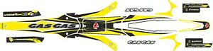 GasGas TXT Pro complete Yellow decal / sticker  set . for trials bike