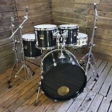 Drum Kit Acoustic Yamaha Stage Custom, Black USED! RKYMH071021