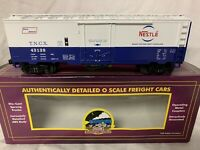 ✅MTH PREMIER NESTLE CHOCOLATE 40' STEEL REEFER CAR!