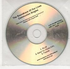 (EJ328) The Soundtrack Of Our Lives, Communion Singles - 2009 DJ CD