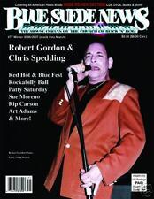 Blue Suede News 77 ROBERT GORDON Art Adams SUE MORENO