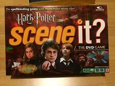 Harry Potter Scene it? DVD Game Complete 1st Edition 2005