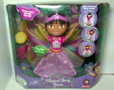Dora's Enchanted Forest Adventures Magical Fairy Dora Doll