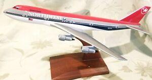 Northwest Airline Diecast Model, 747