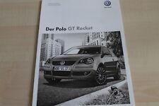 123940) VW Polo GT Rocket - technische Daten & Ausstattungen - Prospekt 06/2008