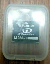 Fujifilm 256MB xD-Picture Card Card - DPC-256, With Protective Case