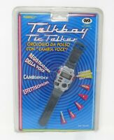 GiG Tiger Talkboy watch tic talker game & watch retrogames handheld retroconsole