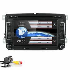 USA For Jetta Passat Volkswagen 2Din Car Stereo GPS USB DVD Player Radio Canbus