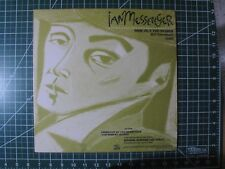 Ian Messenger Ride Out The Storm Promo 1986 Qwest 12 Inch Single NEAR MINT