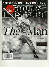 SPORTS ILLUSTRATED STAN MUSIAL COVER! JANUARY 28, 2013