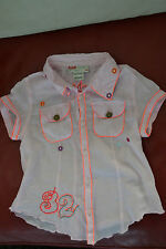 CHEMISE FILLE DIESEL TAILLE 6ANS MISE A SEULEMENT 9 EUROS