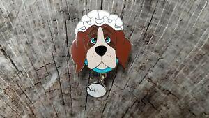 Nana Fantasy pin from Disneys  Peter Pan,  wendy, nana, guard dog B GRADE