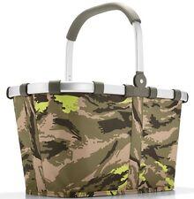 Reisenthel Carrybag, Shopping Basket - Camouflage Design BK5034