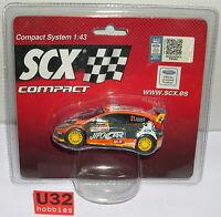 SCALEXTRIC COMPACT C10230X300 FORD FIESTA RS WRC PROCOV