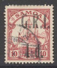 Samoa Britische Besetzung Mi. Nr. 3 gest. einwandfrei