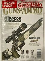 Lot of 2 2020 GUNS & AMMO Magazine + 2020 CARBINE SPECIAL /  BOTH NEW + Sealed