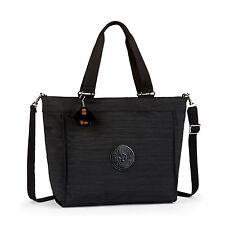 Kipling NEW SHOPPER L Large Shoulder Bag DAZZ BLACK RRP £65