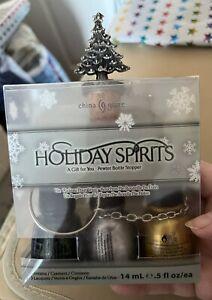 China Glaze Nail Polish Christmas Set New