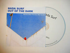 NADA SURF : OUT OF THE DARK ( EDIT ) ♦ CD SINGLE PORT GRATUIT ♦